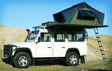 160 2p 3p hardshell Aluminum sheets combo car tent 4wd roof top tents
