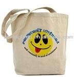 cotton tote bag cotton handbag cotton shopping bag