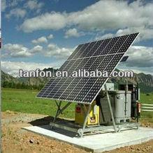 3000W/3KW solar generator system turbine solar mill power,5000W solar power home solar generator 220v