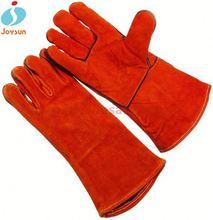 Caldo! Ape rinforzato guanti di saldatura di cuoio guanti da lavoro