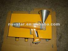 New Model Portable Test Powder Coating Gun