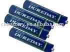 Carbon Zinc dry Battery(D C AA AAA 9V SIZE)LONG LIFE BATTERY