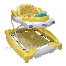 Hot Sell 3 IN 1 Spaceship Baby Walker with EN standard