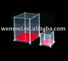 (AB-004) Clear Acrylic Storage Box, Display Box