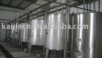 Stainless Steel Liquid Milk Production Line