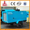 Kaishan air compressor/Commins diesel engine Portable 10 bar Screw Air Compressor for small drilling rig