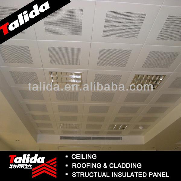 Antibakteriyel asma tavan özel hastane, antibakteriyel alüminyum asma tavan tasarımları