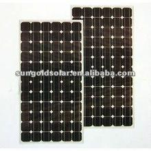 305w36v mono solar panel kit for 24v battery