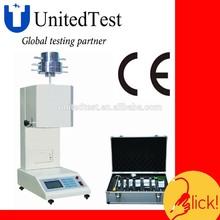 plastic melting flow machine/ melt flow rate tester