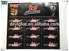 Super Glue/Cyanoacrylate Adhesive/instant glue