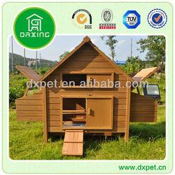 Chicken Cage For Sale DXH001 (BV SGS TUV FSC)