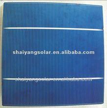 156*156mm 2BB/3BB Polycrystalline solar cells/multi-soalr cells