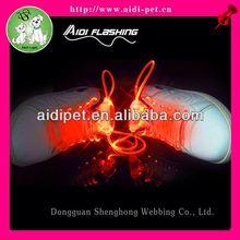 super bright led flashing shoel lace