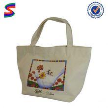 Canvas Cross Shoulder Bag Painting Canvas Tote Bag