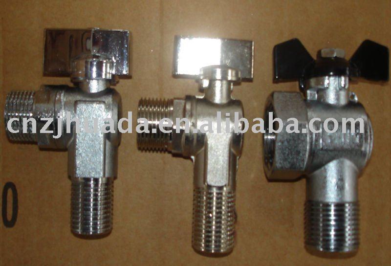 AHD-2020 brass GAS angle valve