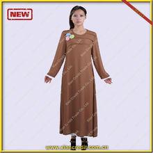 neues design marokkanischen kaftan langen kleid