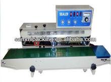 Hot Sell FR-1000 Horizontal Sealing Machine,Plastic Bags Continuous Band Sealer