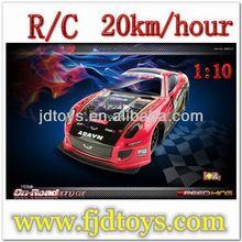 1:10 rc car top speed