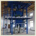 china nuevo producto automático de mezcla seca de mortero de la planta de producción de la venta caliente