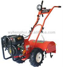 new design power tiller with light garden machine