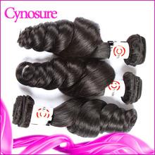 2015 Wholesale 6A 100% Unprocessed Virgin Human Hair Extension