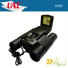 8 Mega Pixel digital binocular camera