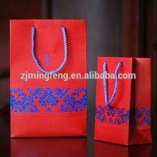 Paper Bag with handle shopping bag print on demand