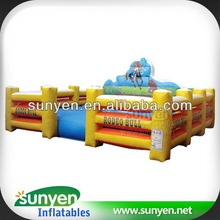 Inflatable Sport Game Arena Bull,Inflatable Product For 2014