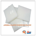 1mm to 200mm thick White extruded Polyethylene HDPE sheets