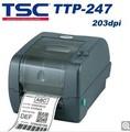 Tsc ttp-247 producto marcado de escritorio de código de barras impresora