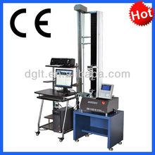 Servo elongation testing equipment/polymer tensile test/tensile stress machine FT-5-L