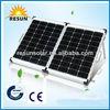 solar panel 100W folding solar panel for DC12V solar system