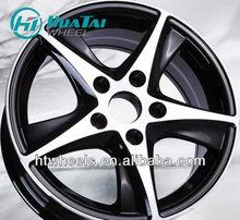 15 Inch Aluminum car chorm wheel