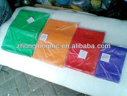 Sealing and cutting plastic bag making machine