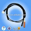 ( Rohs / ISO / SGS ) NTC thermistance sondes pour climatiseur / réfrigérateur / chaudière / four micro-ondes / voiture / Machine à laver / chauffe -