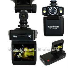 140 degree Rotating Car Camcorder DVR Video HD DVR LTP TFT AVI VGA SD USB Charger