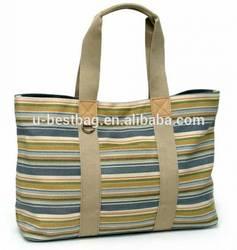 2014 New Arrival Canvas Messenger Cloth Bag Manufacturer