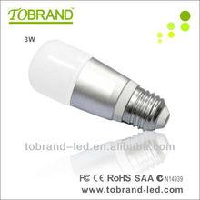 3W candle patented design auto hid xenon bulb