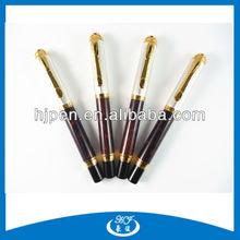 Luxury Business Gift Acrylic Metal Roller Ball Pen