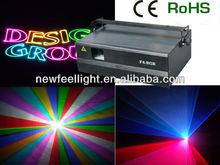 Dj disco night club christmas laser light1-3W stage lighting rgb laser light