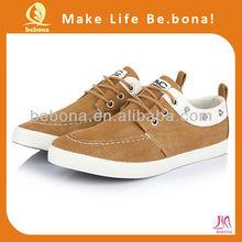2013 Classic Shoes Canvas Men Lace Up Sneaker Boat Shape