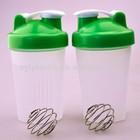 400ml 600ml bpa free plastic protein shaker blender bottle