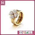 anillos de oro de diseño para mujeres