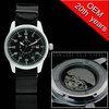 Custom seagull mechanical watch,China mechanical watch,custom zulu band watch