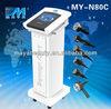 MY-N80C 2014 best tripolar rf vacuum cavitation slimming machine/Guangzhou wholesale beauty supply equipment (Ce certification)