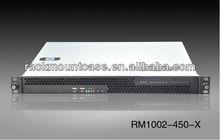Hot sell 1U short rackmount server case