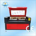 Nc-f1810 bilgisayarın kontrolü lazer kumaş kesim makinası Ev için Tekstil kesme