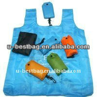 Wholesale Fold Up Reusable Zebra Print Printable Shopping Bag Bags