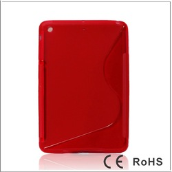 S Line TPU Soft Gel Case for Mini iPad