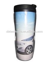 Art peaper 350ml 12oz Tumbler Coffee Mug
